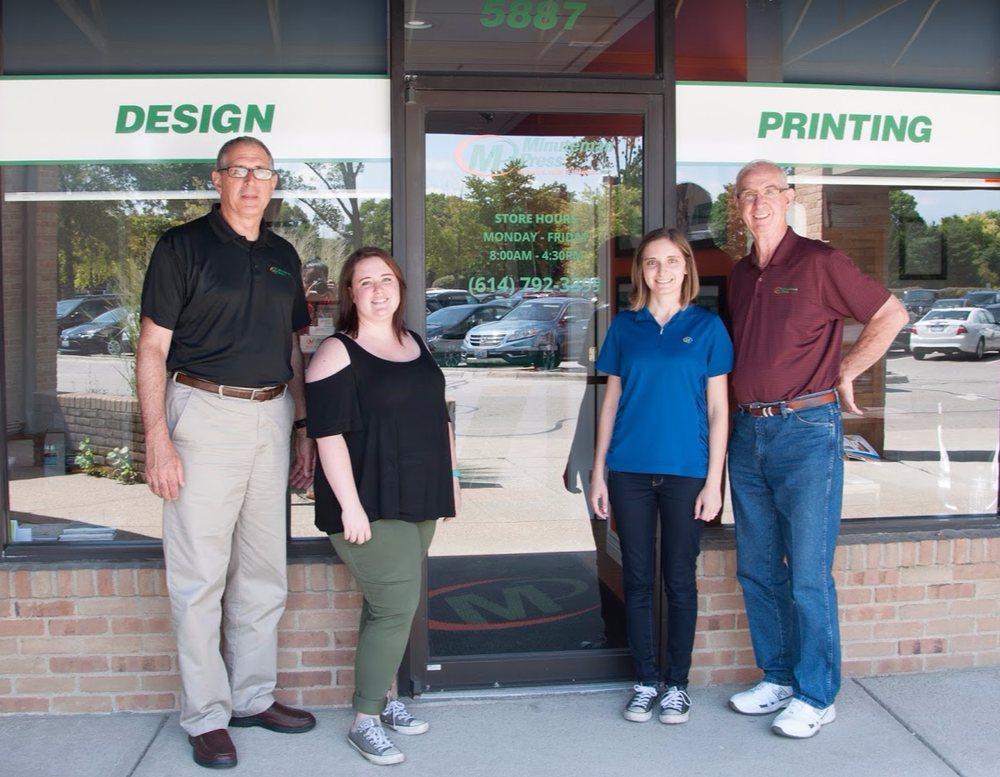 Minuteman Press - Dublin: 4874 Blazer Pkwy, Dublin, OH