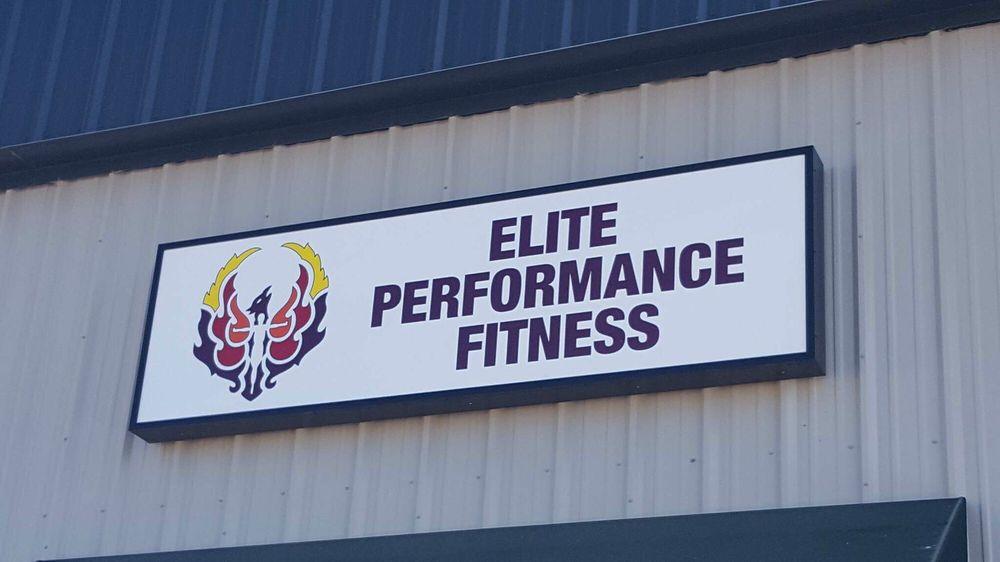 Elite Performance Fitness: 1500 Enterprise Dr, Lemoore, CA