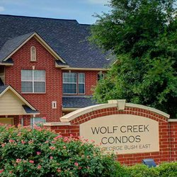 Wolf Creek Condos Apartments 1811 George Bush E College Station