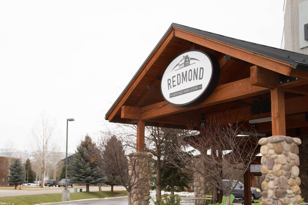 Redmond Heritage Farm Store: 475 W 910th S, Heber City, UT