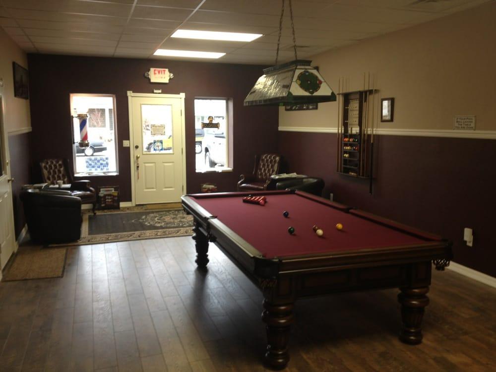 Golden Age Barbershop: 608 East Park Ave, Anaconda, MT