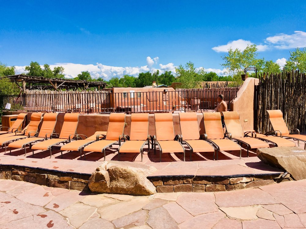 Ojo Caliente Mineral Springs Resort & Spa: 50 Los Banos Dr, Ojo Caliente, NM