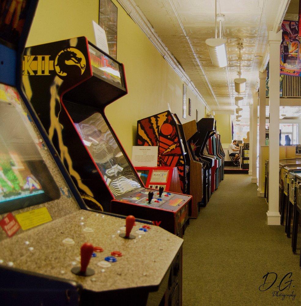 Carolina Arcade Museum: 145 E Main St, Forest City, NC