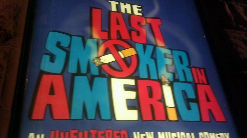 Last Smoker In America