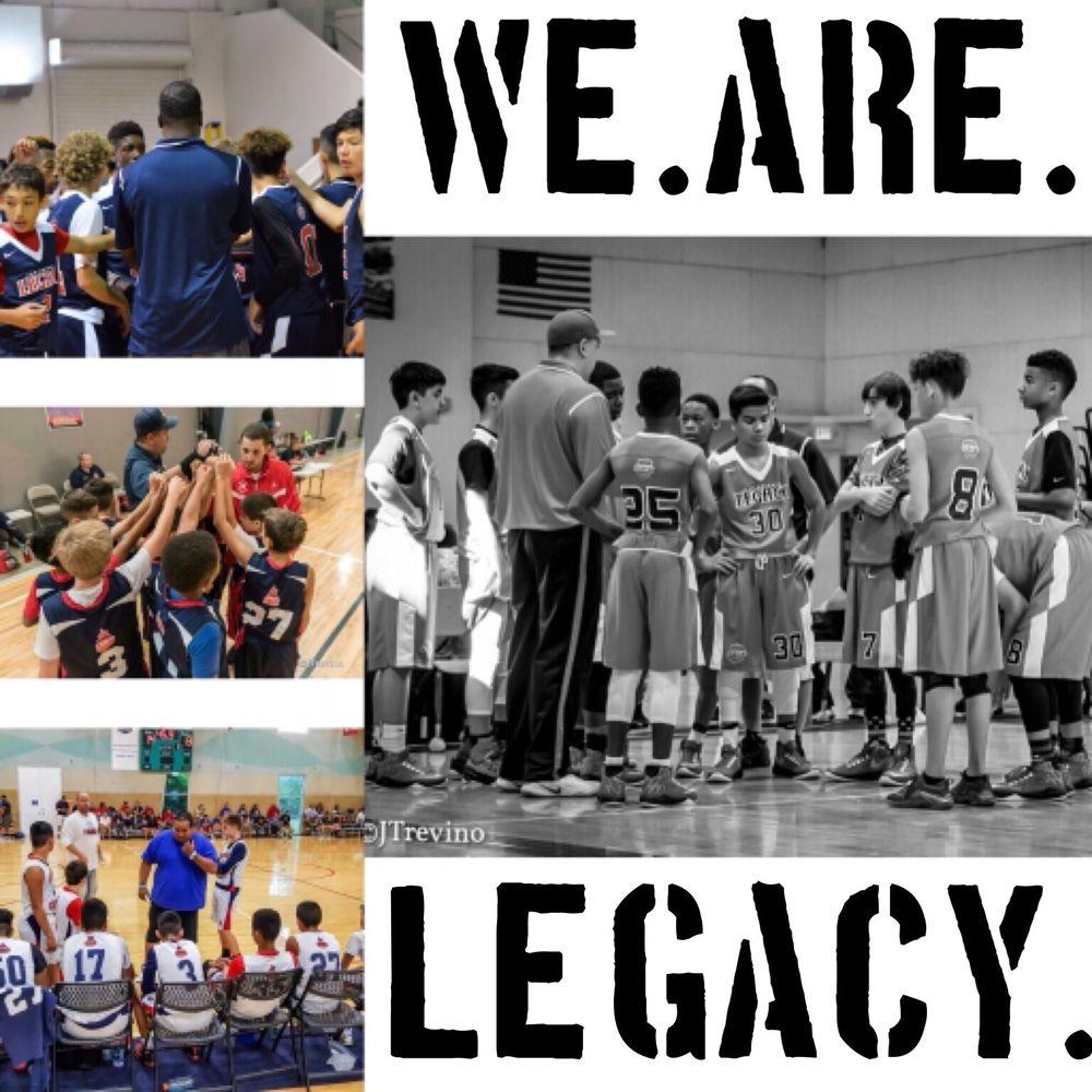 San Antonio Legacy Basketball Organization