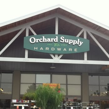 Orchard Supply Hardware - Geer Road, Turlock, California - Rated based on 21 Reviews