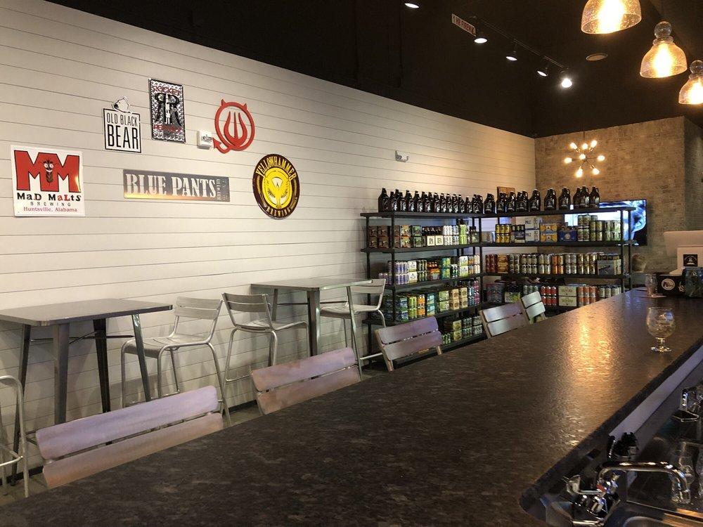 Rocket City Craft Beer: 1079 Balch Rd, Madison, AL