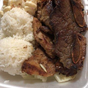 Hawaiian Food Redding Ca