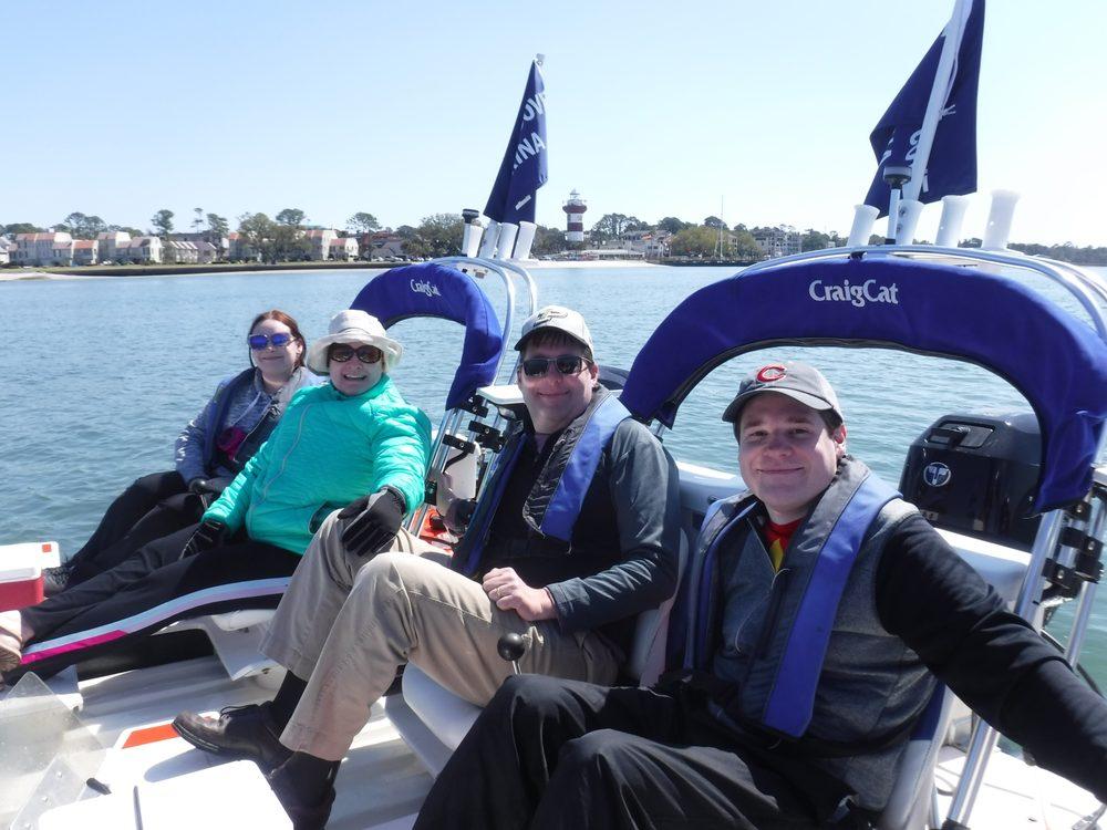 Bluewater Adventure: 1 Shelter Cove Ln, Hilton Head Island, SC