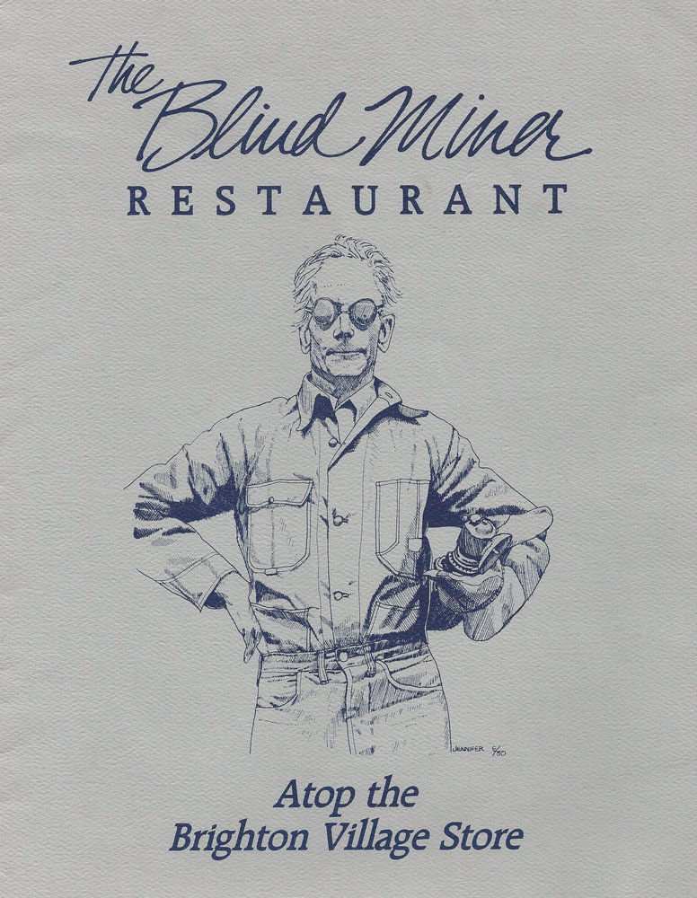 The Blind Miner: 8302 South Brighton Loop Rd, Brighton, UT