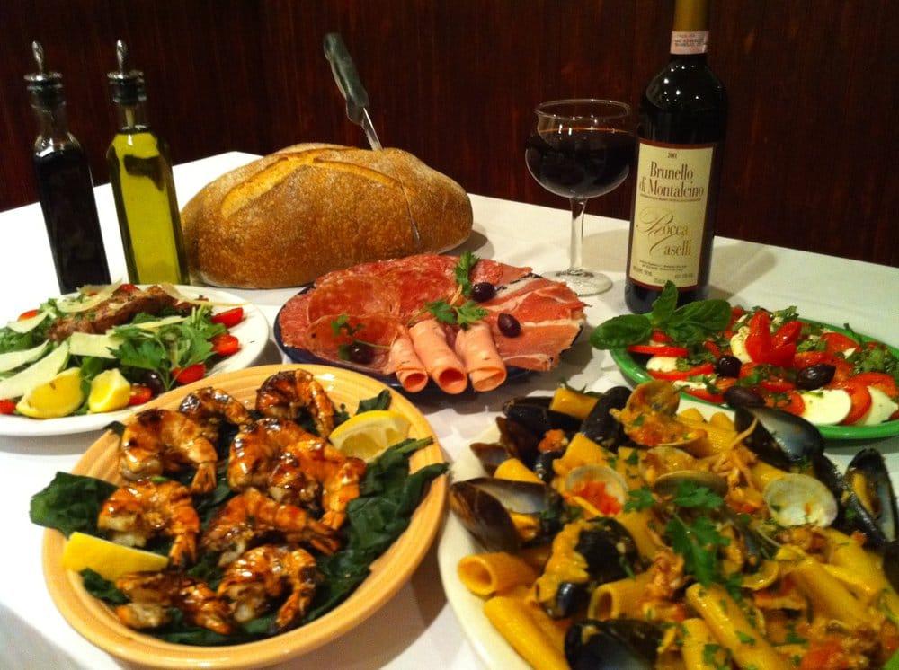 La Cucina Flegrea Regional Italian Cuisine Closed