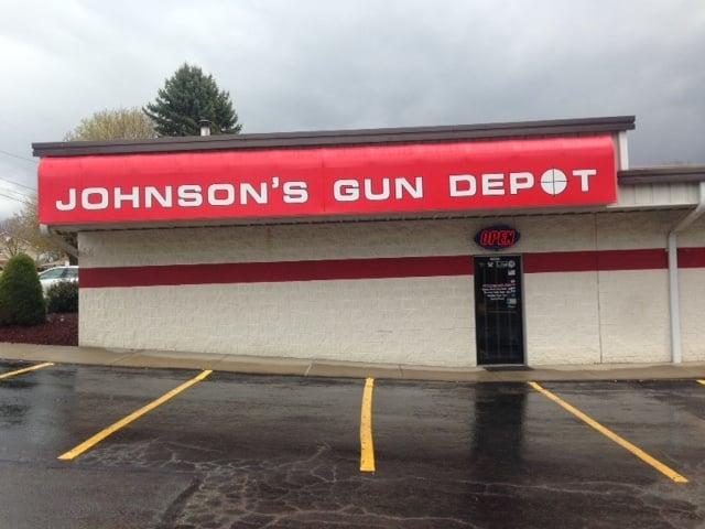 Johnson's Gun Depot: 2231 Mt Pleasant Rd, Norvelt, PA