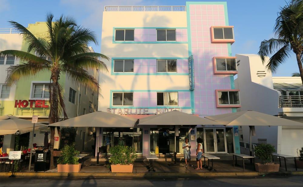 Starlite Hotel  Ocean Dr Miami Beach Fl