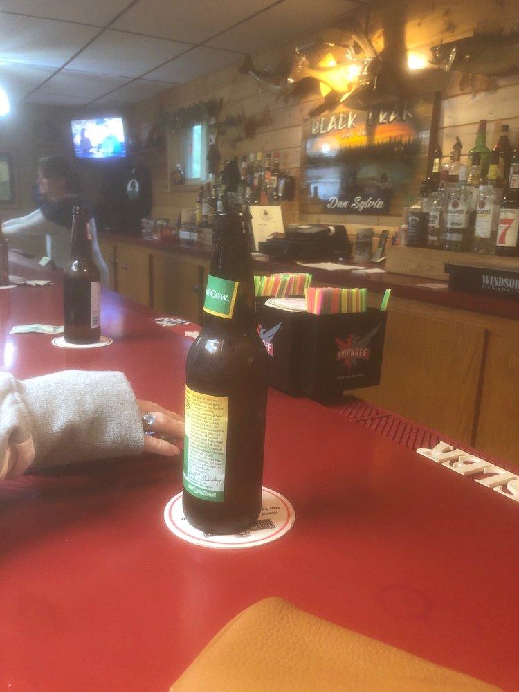 Black Bear Bar and Grill: W7489 Cedar St, Park Falls, WI
