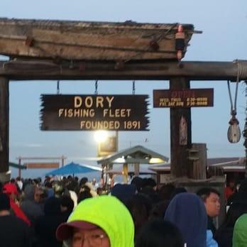 Dory Fishing Fleet Market Newport Beach Ca