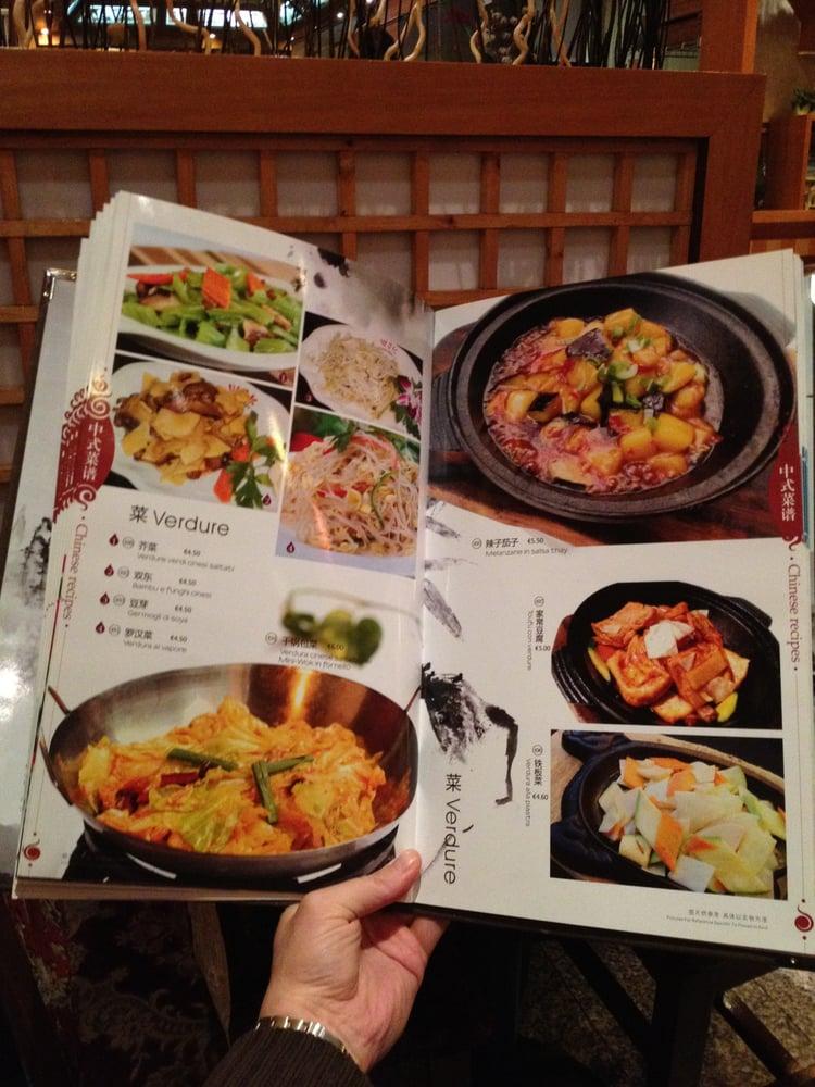 Wok 1 cucina cinese viale del caravaggio 3 appia for Cibo cinese menu