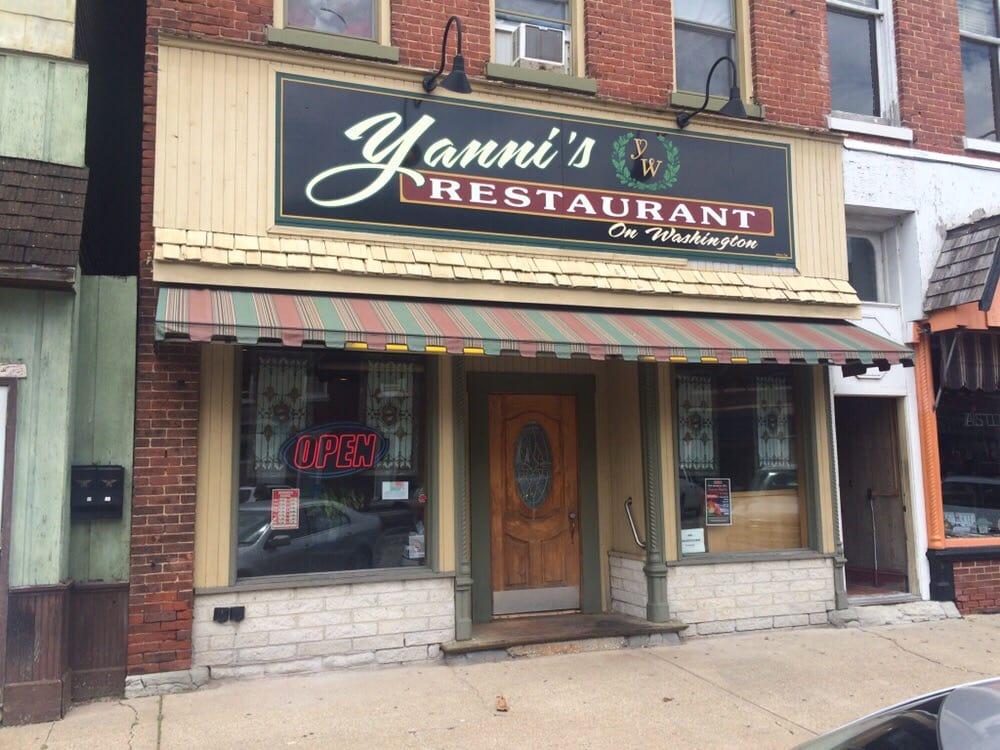 Yannis On Washington: 102 E Washington St, Momence, IL