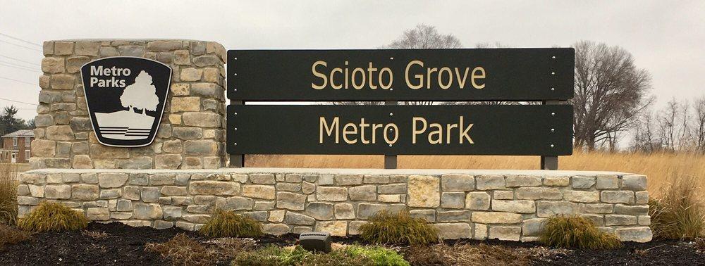Scioto Grove Metro Park: 5172 Jackson Pike, Grove City, OH