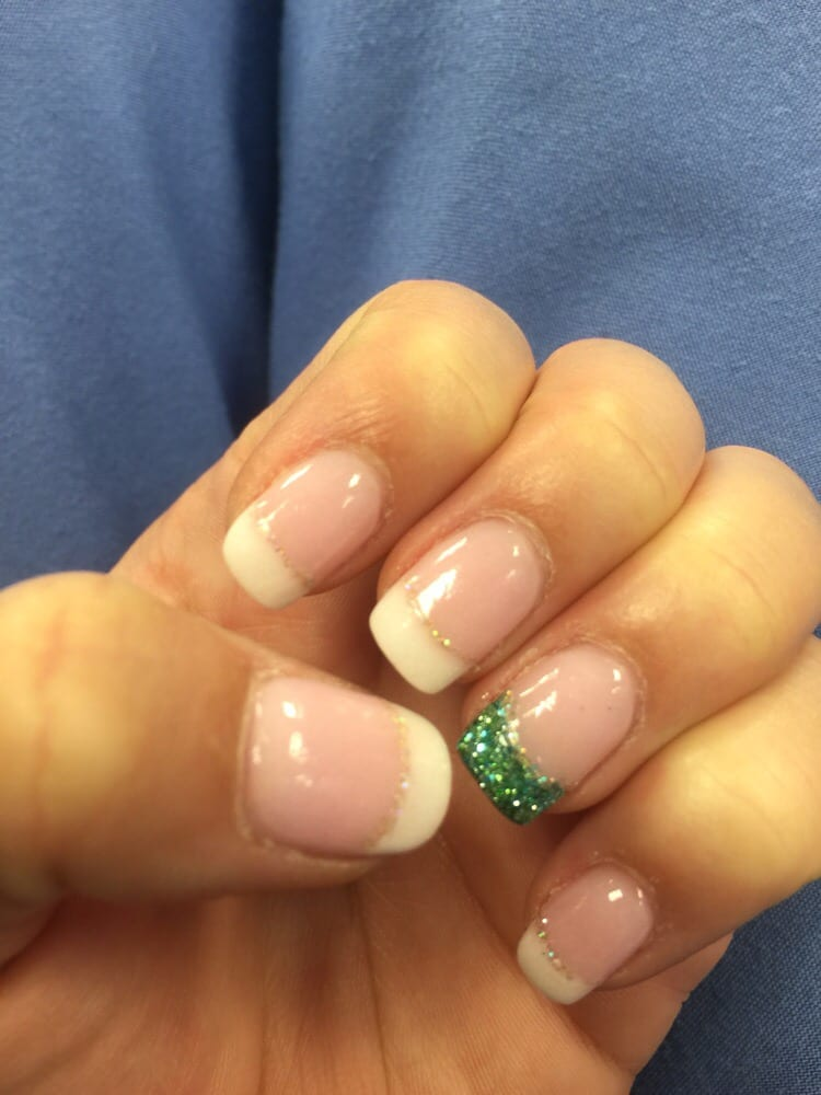 Yet Another Stunning Job Done By Lynn Nexgen French Tips