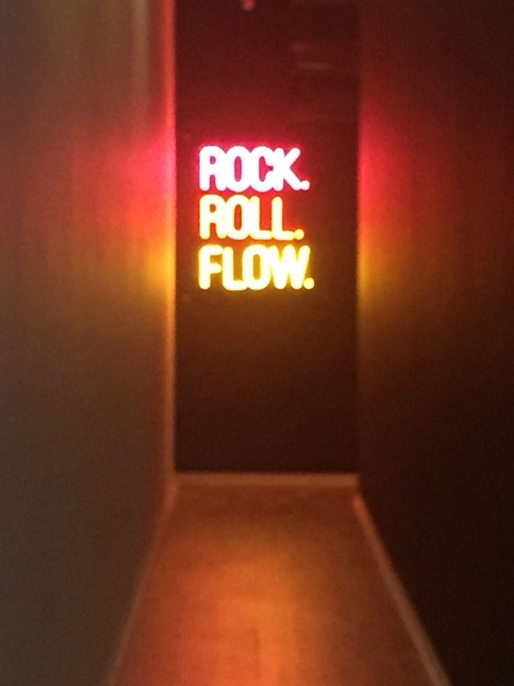 The Hallway To The Yoga Room Yelp
