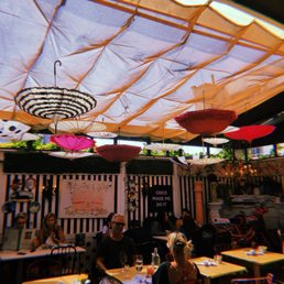 Photo Of 26 Beach Restaurant Venice Ca United States Left Side Dining