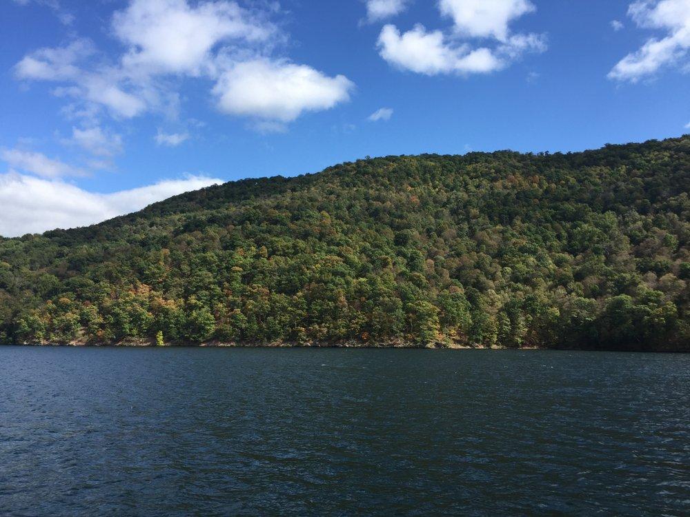 Raystown Lake & Dam: Huntingdon, PA