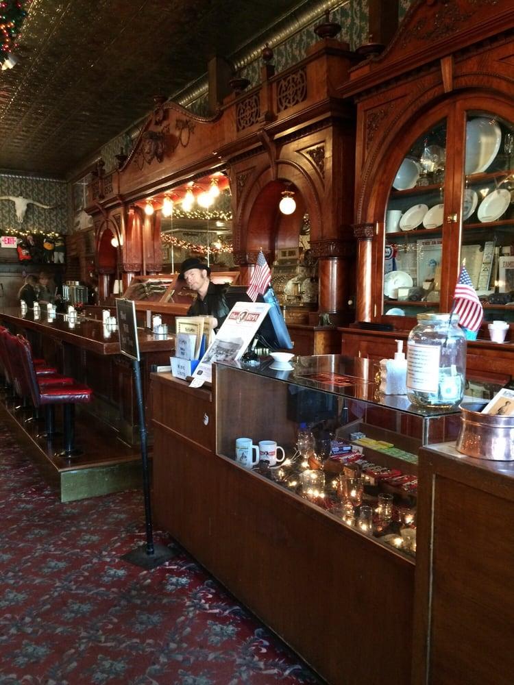 Buffalo Bill S Irma Hotel Restaurant Saloon