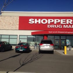 shoppers drug mart pharmacie 28 crowfoot terrace nw