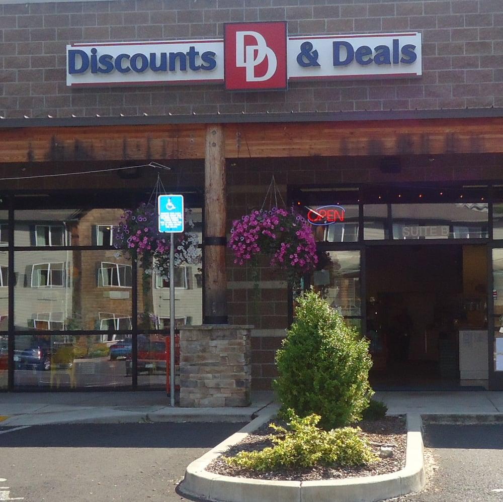 Discounts and Deals: 640 E Columbia River Hwy, Clatskanie, OR