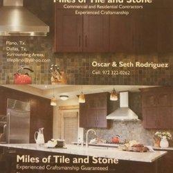 Photo Of Miles Tile Stone Plano Tx United States