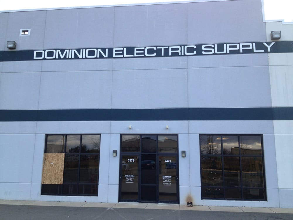 Dominion Electric Supply Company Inc Lighting Fixtures
