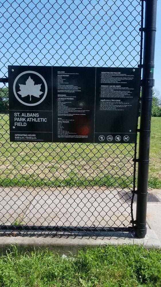 Saint Albans Memorial Park: 111-65-111-99 Merrick Blvd, Jamaica, NY