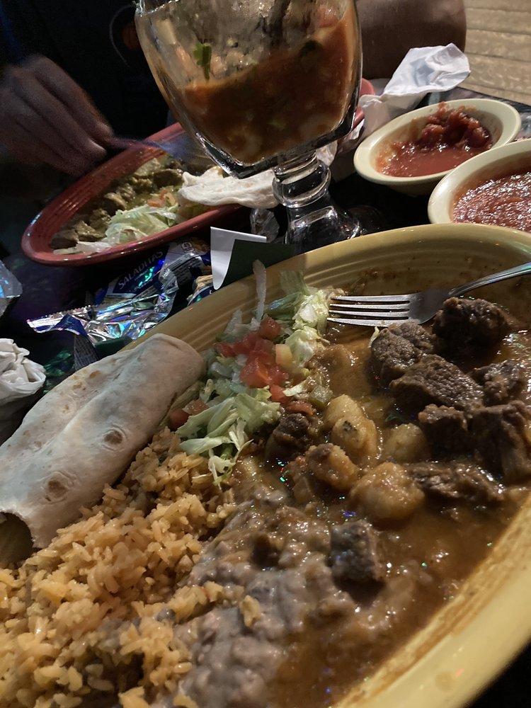 El Patio Escondido Mexican Restaurant: 495 W Van Alstyne Pkwy, Van Alstyne, TX