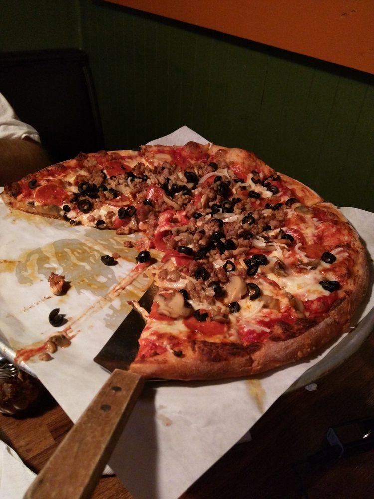 Poplar Restaurant: 127 W Hwy 54, Andover, KS
