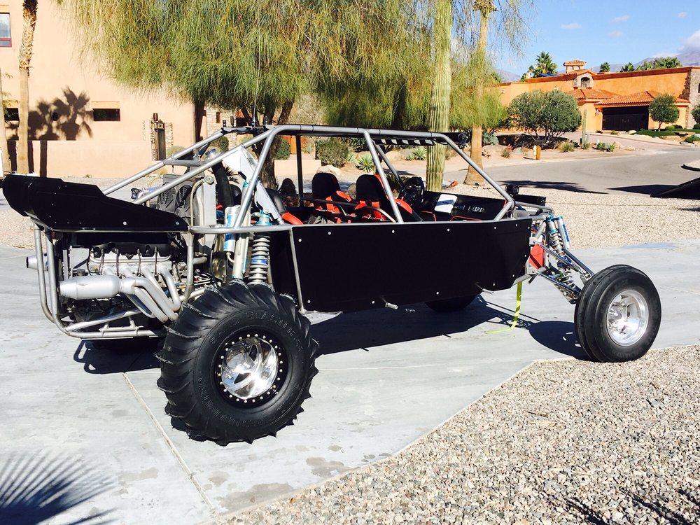 Fine Line Muffler-N-Automotive: 1746 Acoma Blvd W, Lake Havasu City, AZ