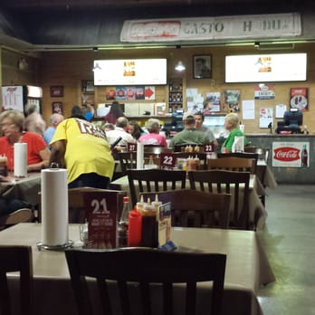 Photo Of Crossroads Rib Shack   Tupelo, MS, United States. Dining Room Of