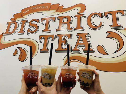 District Tea