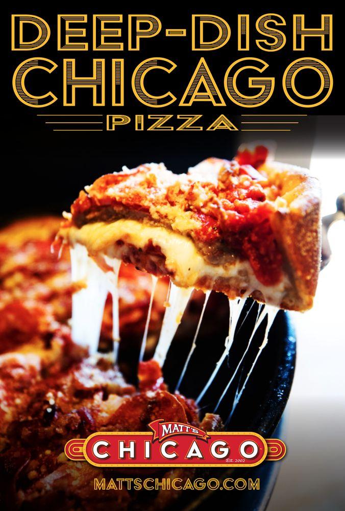 Matts Chicago - Cornelius