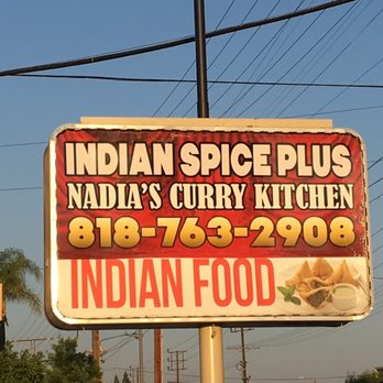Nadia S Curry Kitchen Indian Spice Plus