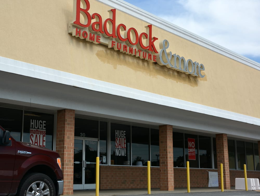 Badcock Home Furnishings Center Furniture Stores 30 Branchview Dr Ne Concord Nc Phone
