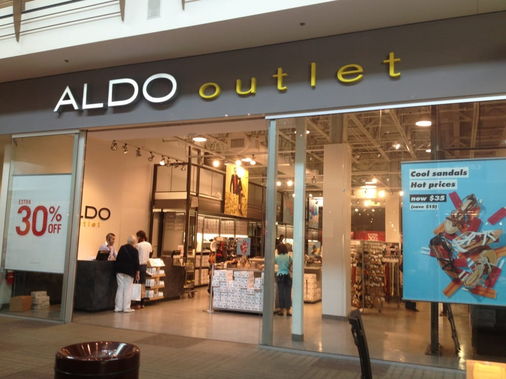Aldo Outlet In Jersey Gardens Yelp
