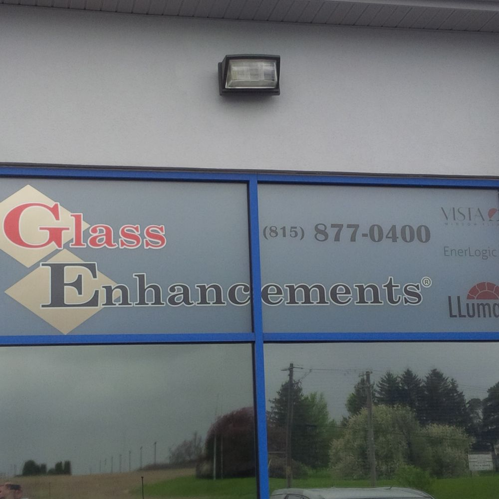 Glass Enhancements: 4020 McFarland Rd, Loves Park, IL