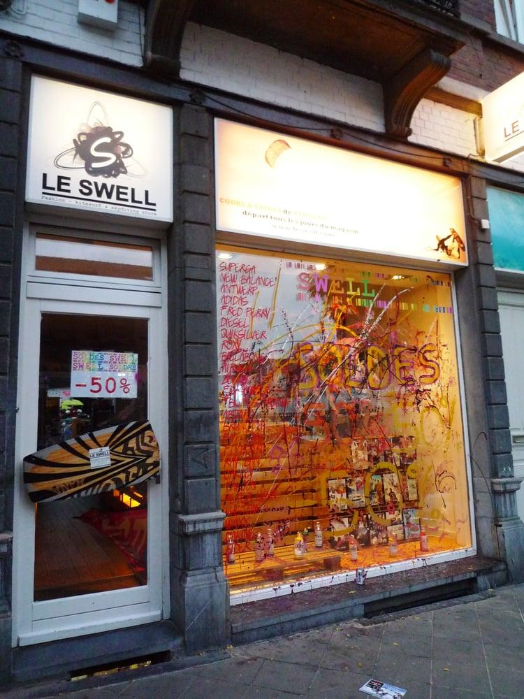 Le swell sportst j chauss e de boondael 453 cimeti re - Garage chaussee de bruxelles dampremy ...