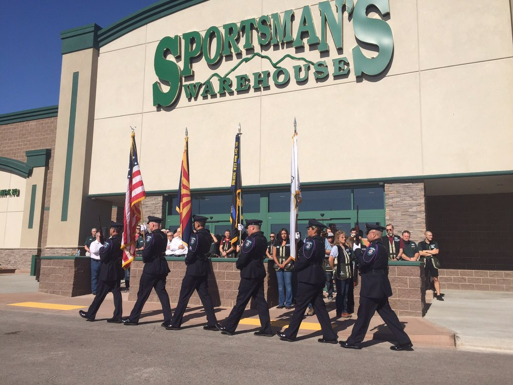Sportsman's Warehouse: 1038 S Castle Dome Ave, Yuma, AZ
