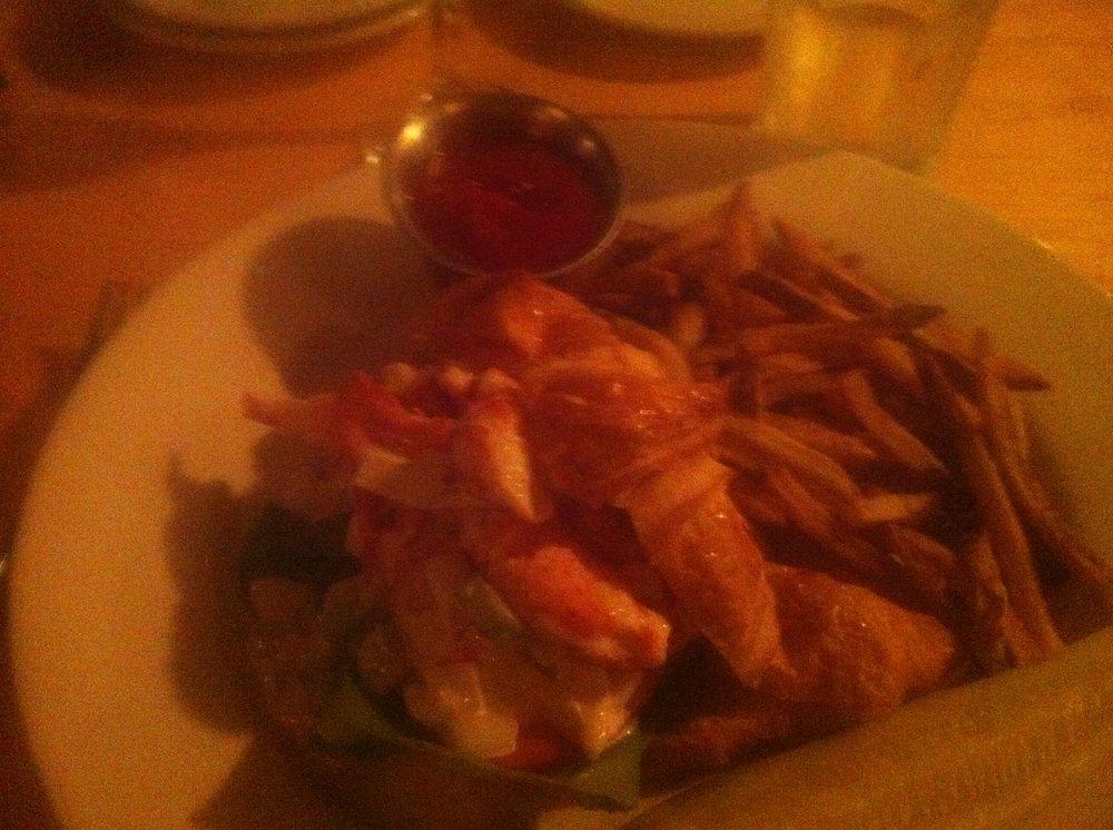 Food from ffrost Sawyer Tavern