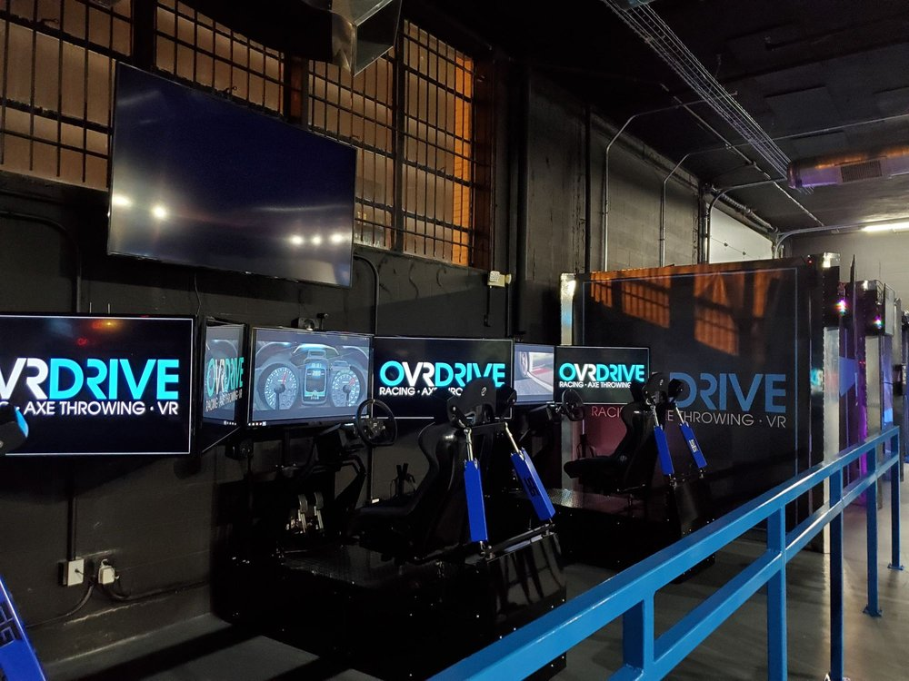 Ovrdrive: 112 W Jefferson St, Louisville, KY