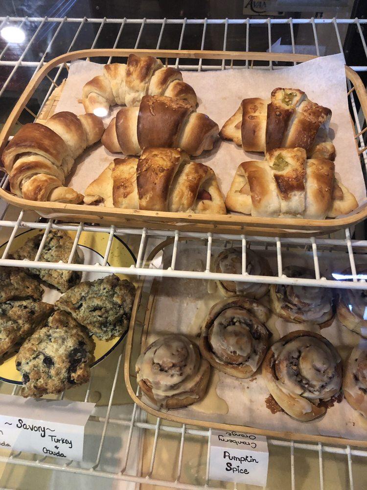 Farmhouse Cafe and Bakery: 1405 Paseo Del Pueblo Norte, Taos, NM