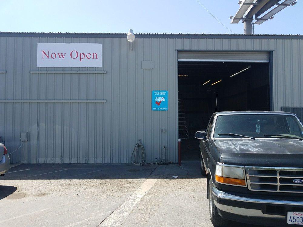 SMOG XPRESS: 15151 S Harlan Rd, Lathrop, CA