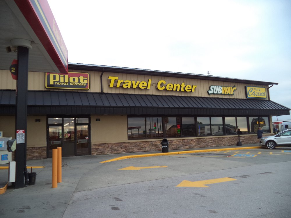 Pilot Travel Center: 601 E 5th St, Murdo, SD