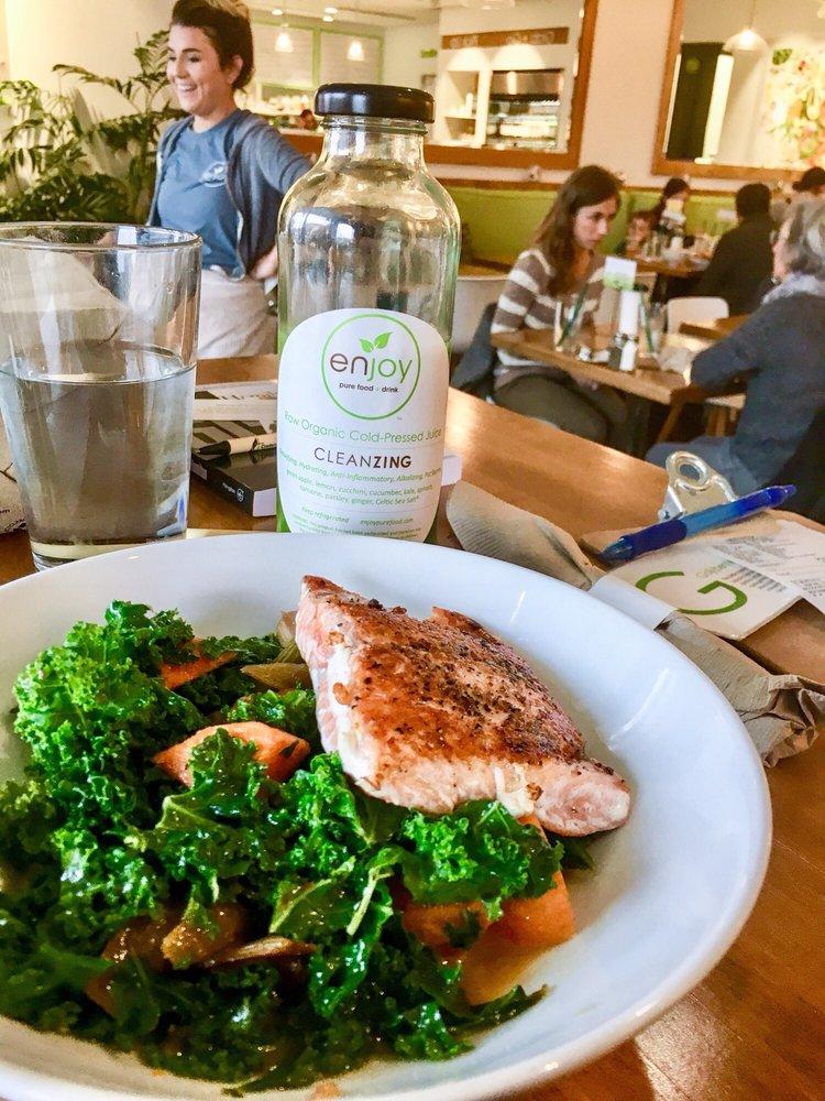 Enjoy pure food + drink: 10573 Mission Rd, Leawood, KS
